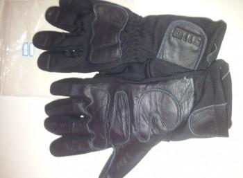 deri kısa eldiven siyah – 1