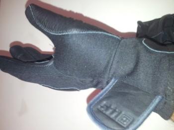 deri kısa eldiven siyah – 2