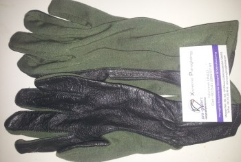 pilot yeşil eldiven – 2