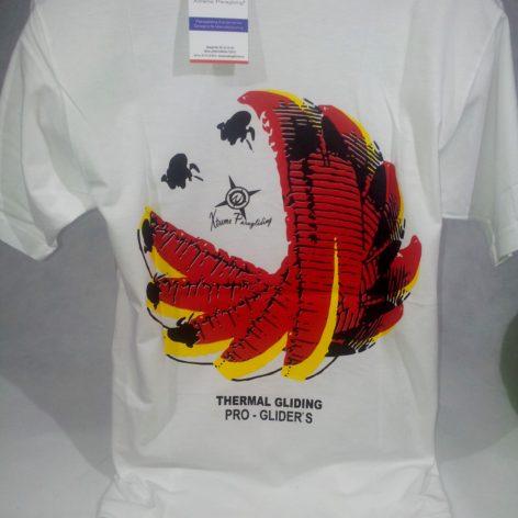 t-shirt termal gliding beyaz - 5